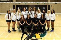 Ohlone Volleyball 2012