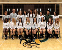 Ohlone Volleyball 2011