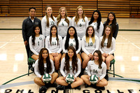 Ohlone Volleyball 2014